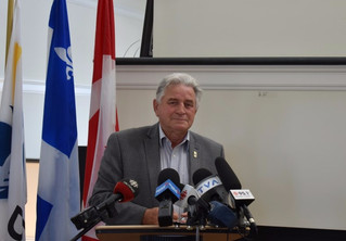 Rigaud appeals for flood victim info before winter