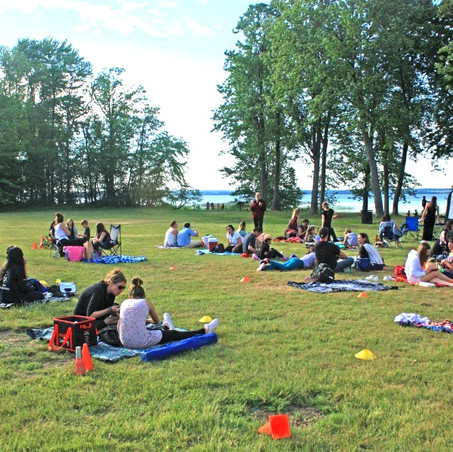 Vaudreuil-Dorion Gymini club celebrates the end of a unique year