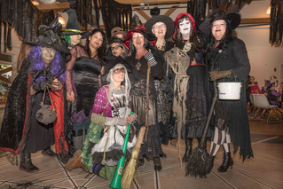 Hudson Witch Project celebrates its third ghastly gathering