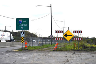 Highway 40 service road east with be extended between Ste. Anne's and Baie D'Urfé