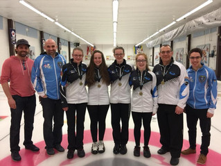 Hudson curler headed for Canada Winter Games