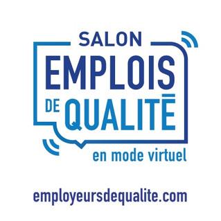 The 'Salon emplois de qualité' Virtual Job Fair - a new opportunity for job seekers