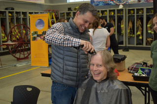 Shave 2 Save for cancer research surpasses fundraising goal