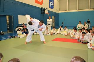 Olympic Judo trio hit the dojo in Vaudreuil-Dorion