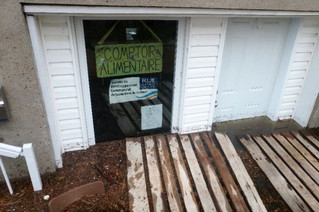 Ste. Anne's appeals for cash donations after food bank flooded