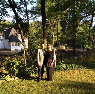 Hudson couple to fight for more stringent tree-cutting by-laws and guidelines