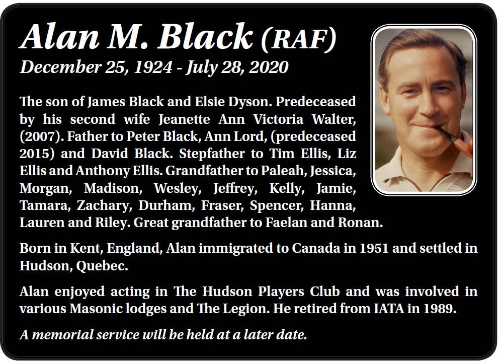 Alan M. Black