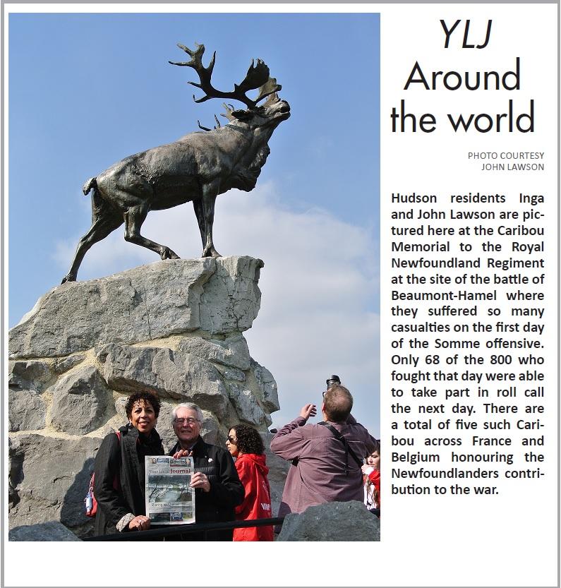 Beaumont-Hamel Park, Newfoundland