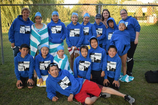 Northern swim team Nanuit has first ever competition against Pincourt Aquatic Club
