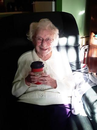 Happy birthday Doris!