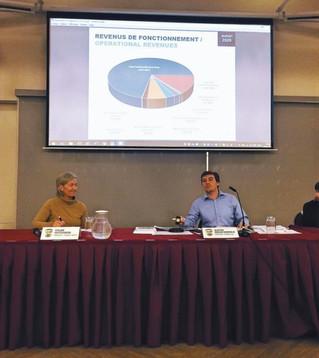 Hudson presents balanced budget for 2020