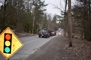 Emergency measures for Hudson's Black Creek culvert