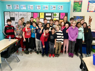 Mount Pleasant Elementary Christmas Basket Initiative