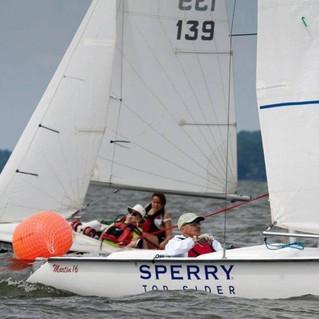 Annual regatta raises funds for mobility-impaired sailors