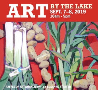 Art by the Lake Exhibit and Sale