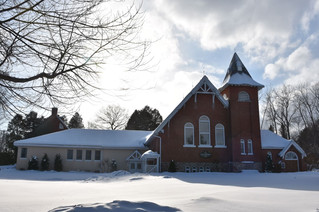 Hudson's Wyman United Church seeks new direction