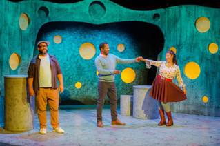 'Strawberries in January' in August - The Hudson Village Theatre is back