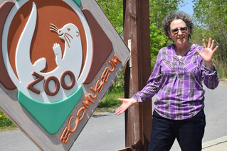 Volunteer looks forward to eventual reopening of the Ecomuseum