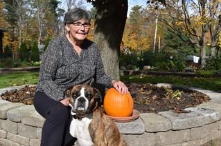 Hudson Councillor Barbara Robinson aims for second term