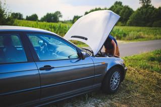 Roadside fraud ploy