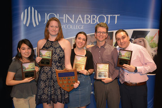 John Abbott students recognized for their involvement