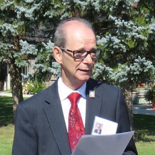 Séguin seeks second term as mayor of L'Île-Perrot