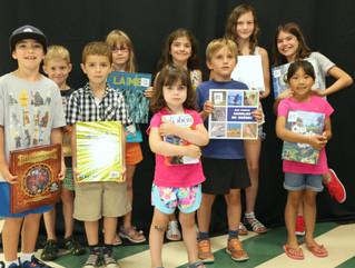 St. Lazare Summer Reading Club closing ceremony