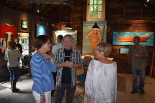 A summer of art events begins in Hudson