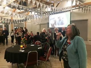 Volunteer spirit celebrated in Hudson