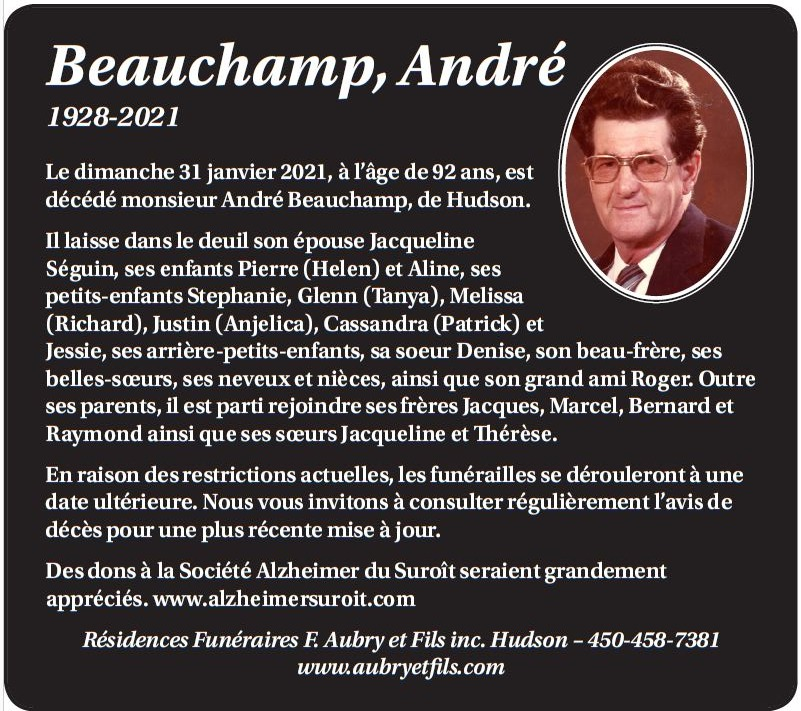 André Beauchamp