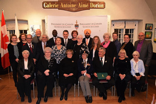 Vaudreuil-Soulanges citizens and organizations receive Canada 150 Community Service Awards