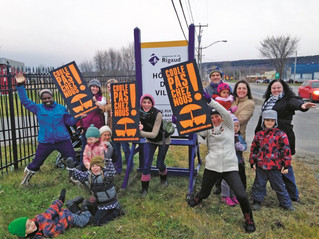 Local reaction to demise of Energy East pipeline project