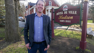 Jamie Nicholls announces candidacy for Hudson mayoralty