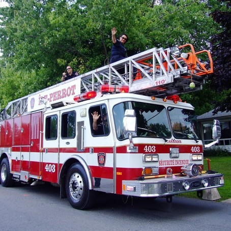 Pincourt's Firefighters' Day back on