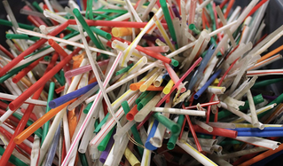 Plastic straws? We can do better.