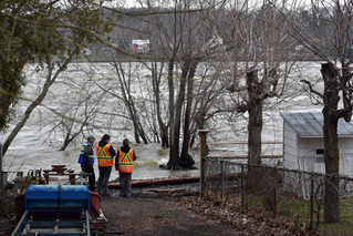 Rigaud and Pointe-Fortune flood situation update