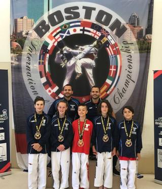 International TaeKwonDo Championship crowned with gold