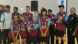 Mighty Victory at Special Olympics Quebec Championships