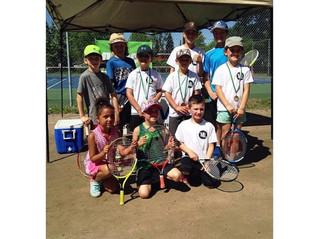Six Sud-Ouest tennis players qualify for Quebec Summer Games