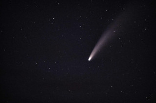 Comet Neowise a sight for sore eyes