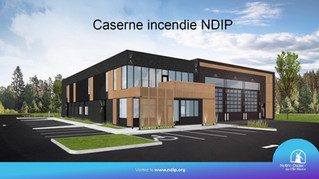 NDIP presents its fire station plans