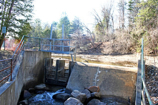 Million-dollar dam for Hudson