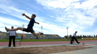 Rigaud long-jump champion leaps to the big leagues