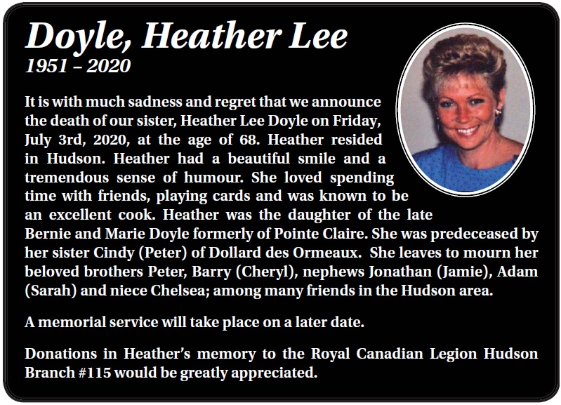 Heather Lee Doyle