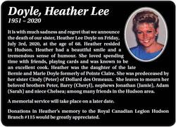 Heather Lee Doyle