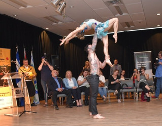 Free events and family fun are the focus of local circus festival