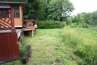 Two empty houses in Saint-Lazare's Chaline Valley back on the market