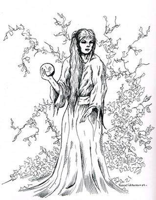 Local hauntings – Fairy folk