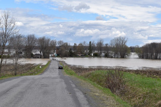 More flooding worries in Rigaud as Ottawa River rises