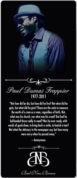 Paul Dumas Frappier